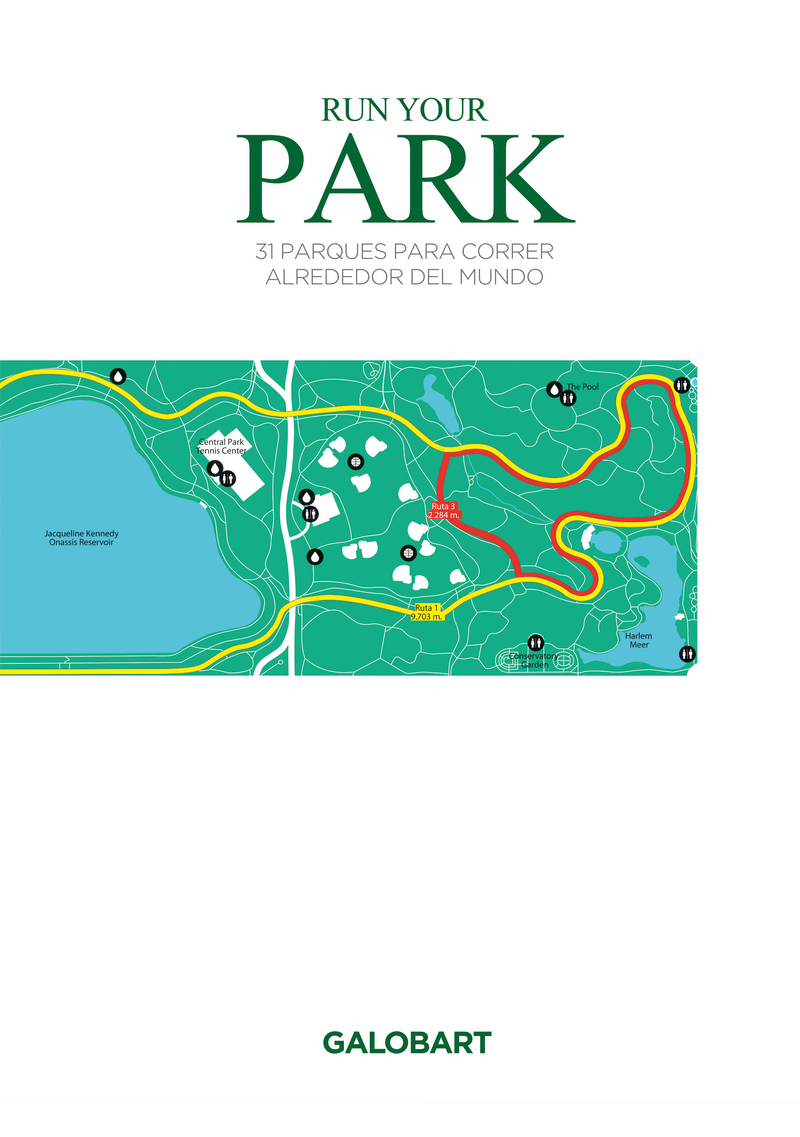Run your park: portada
