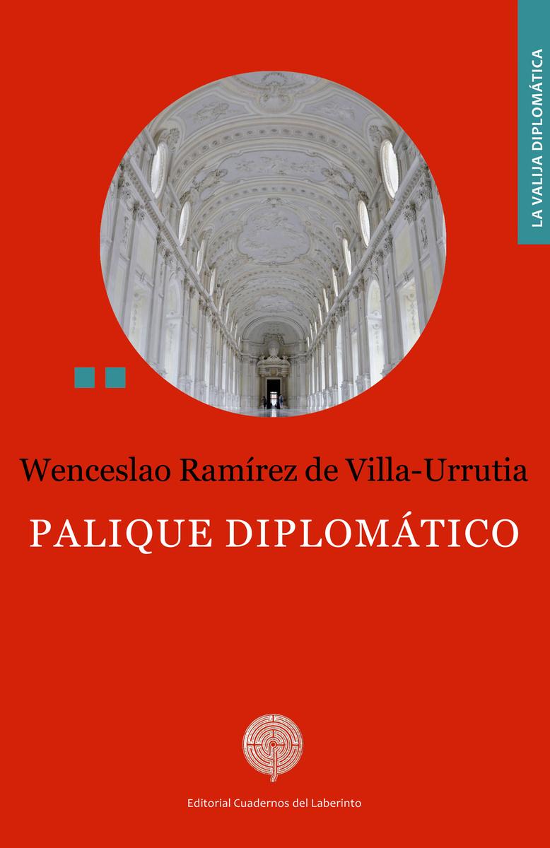 Palique diplomático: portada