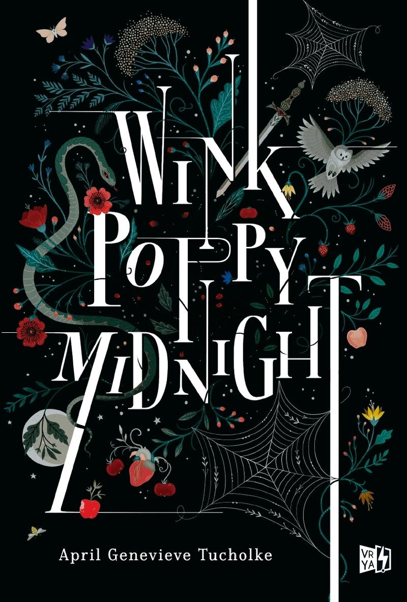 Wink, Poppy, Midnight: portada