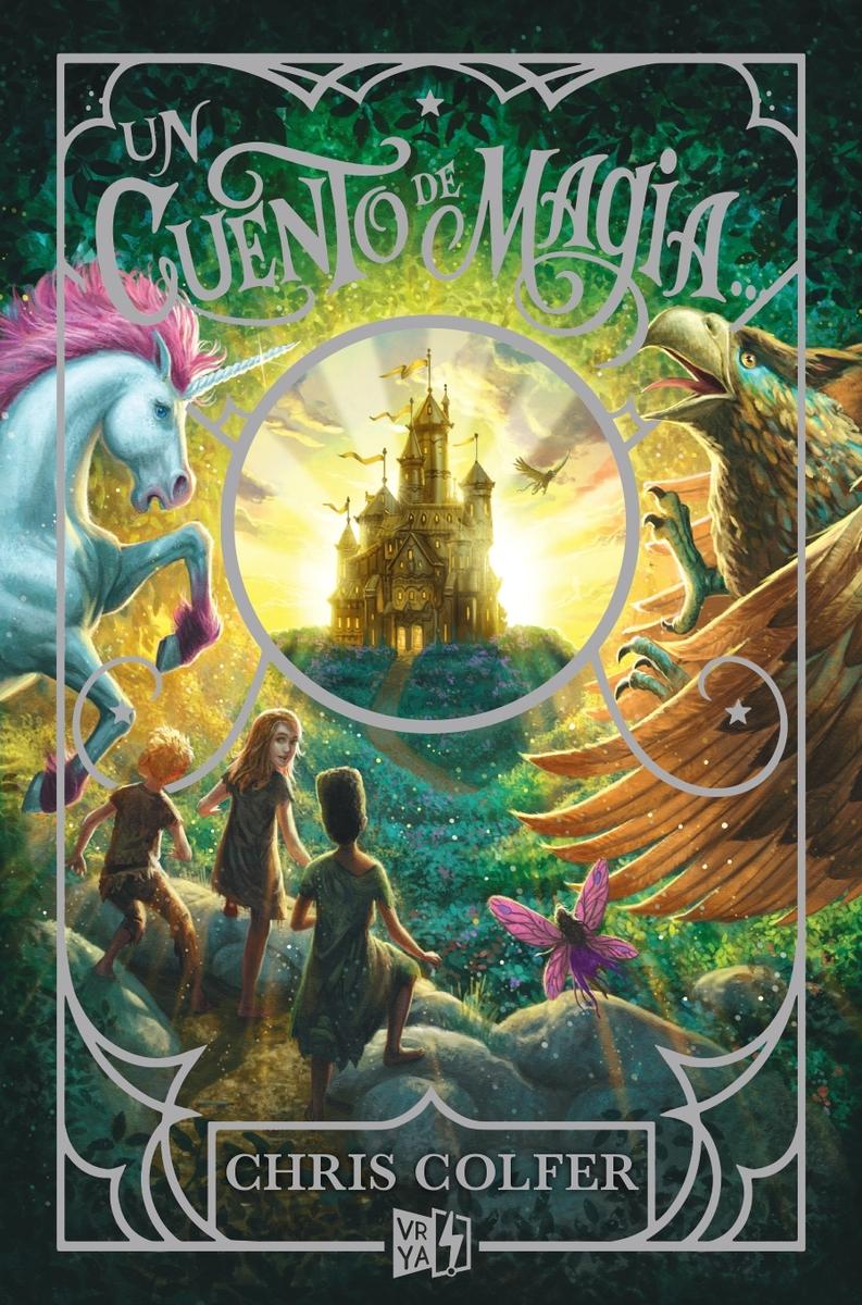 Un cuento de magia: portada