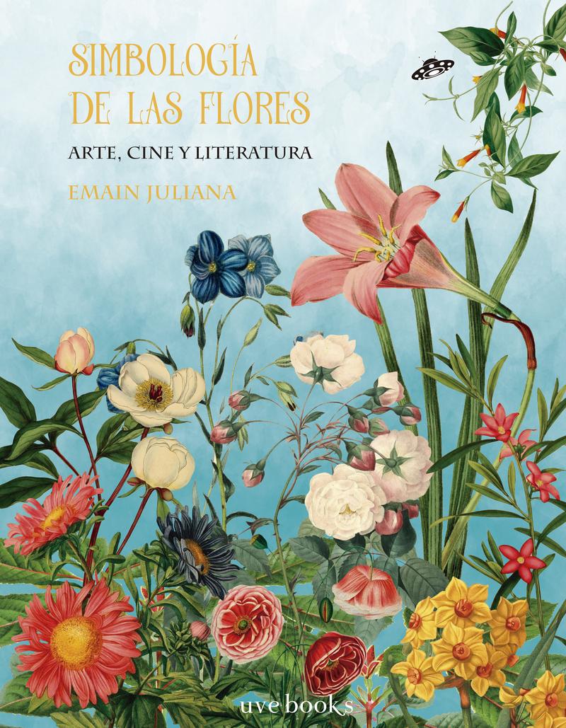 Simbología de las flores: portada