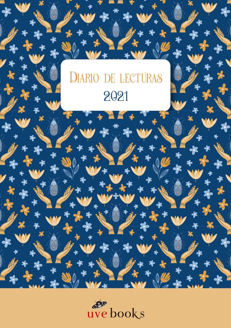 Diario de lecturas 2021: portada