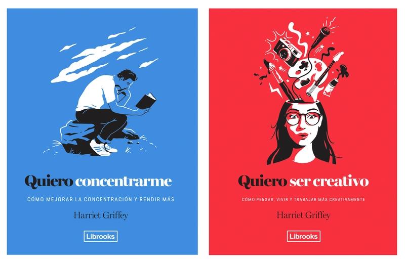 QUIERO CONCENTRARME Y SER CREATIVO: portada