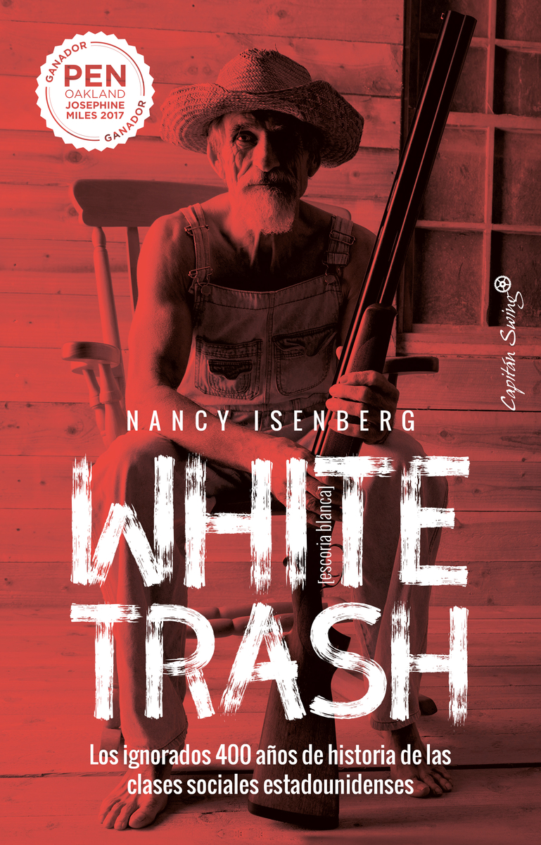 White Trash. [Escoria blanca]: portada