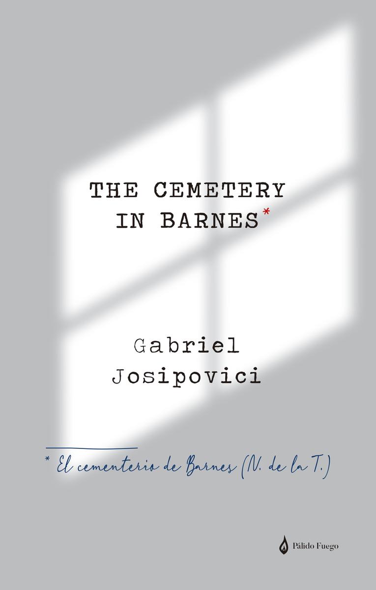 El cementerio de Barnes: portada