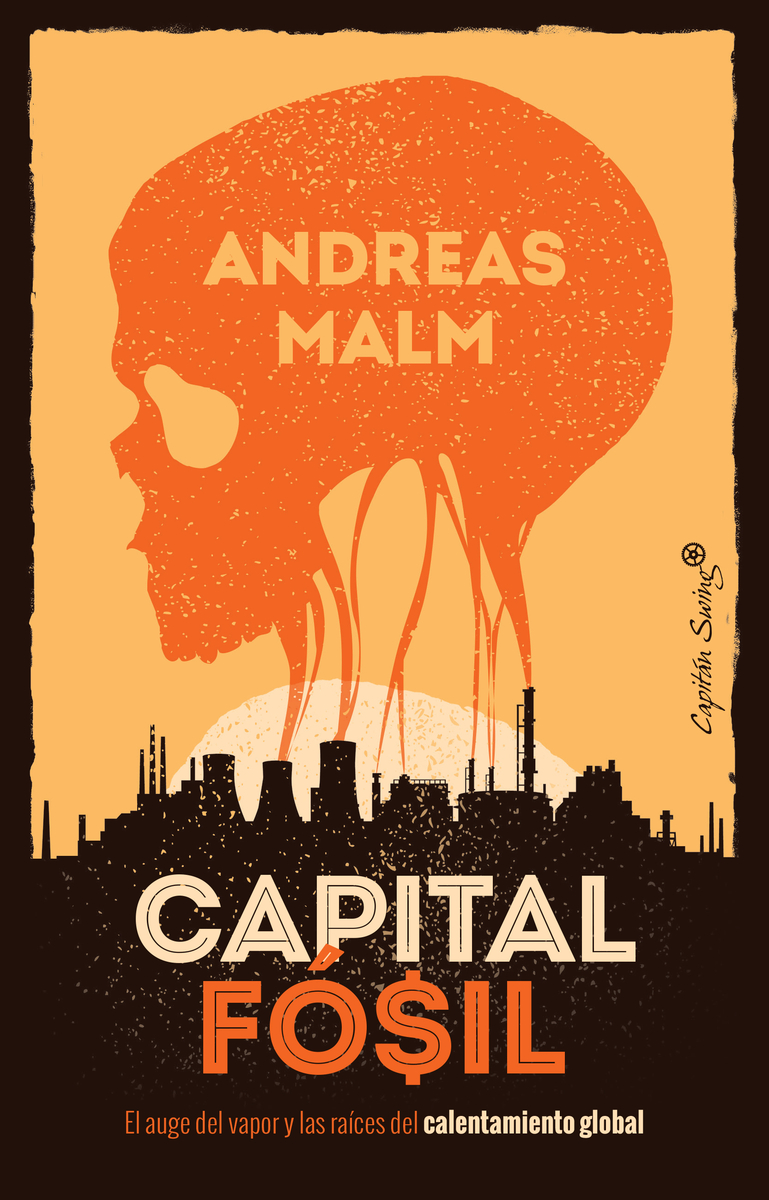 Capital Fósil: portada