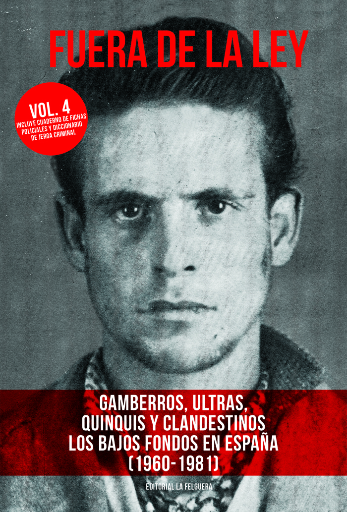 FUERA DE LA LEY VOL. 4: portada
