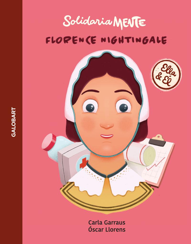 Florence Nightingale & Jacques Yves-Cousteau: portada