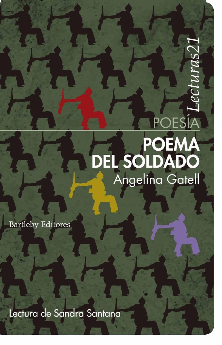Poema del soldado: portada