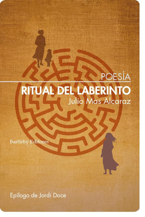 Ritual del laberinto: portada
