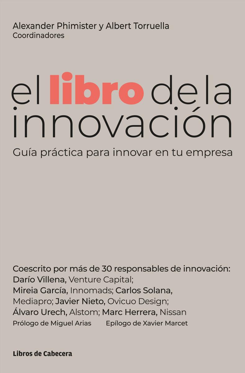 EL LIBRO DE LA INNOVACIóN: portada