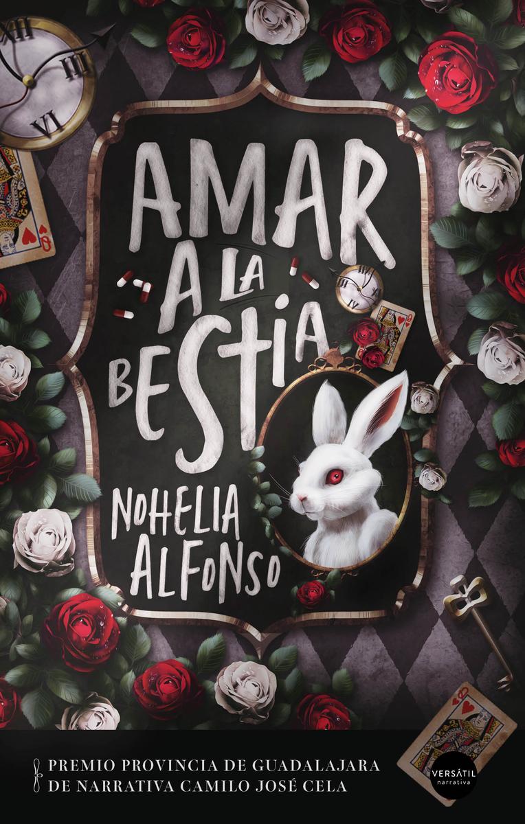 Amar a la bestia de Nohelia Alfonso