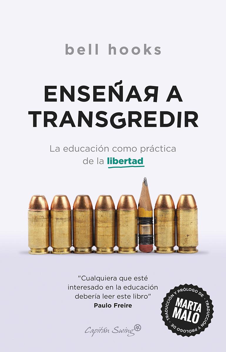 ENSEÑAR A TRANSGREDIR (4ªED): portada