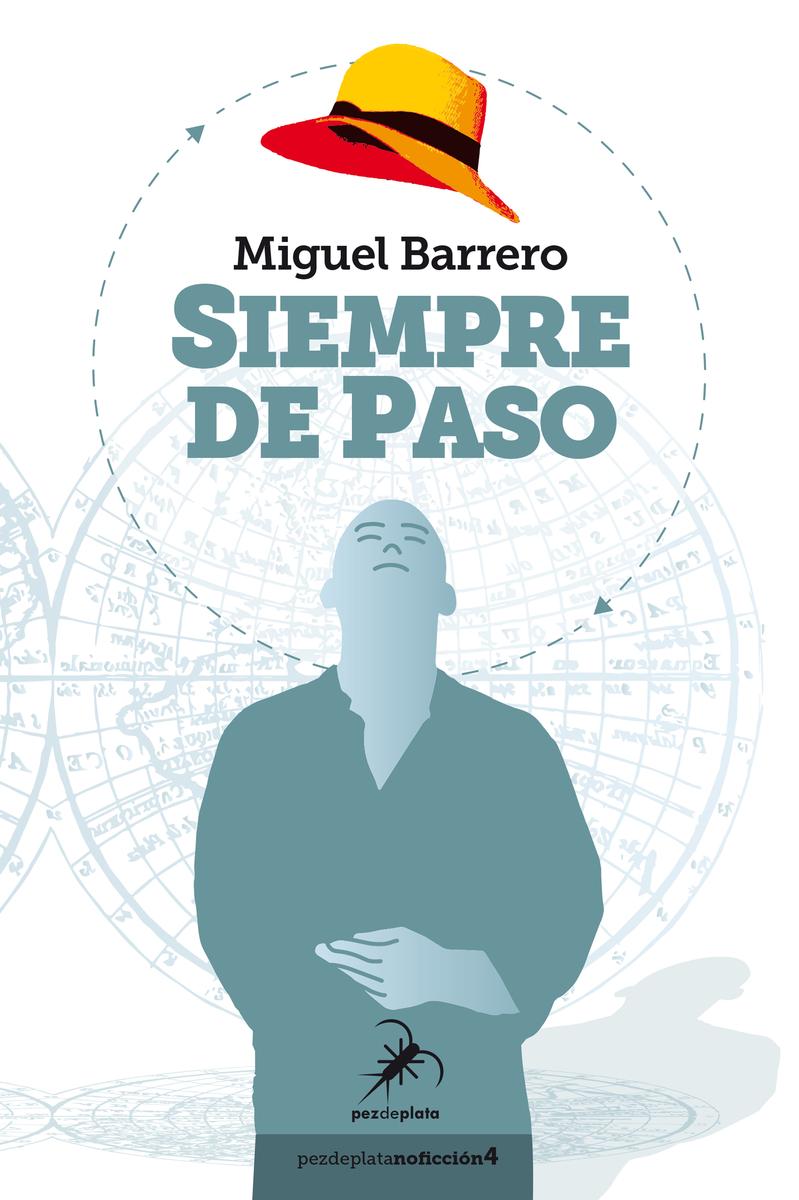 SIEMPRE DE PASO: portada