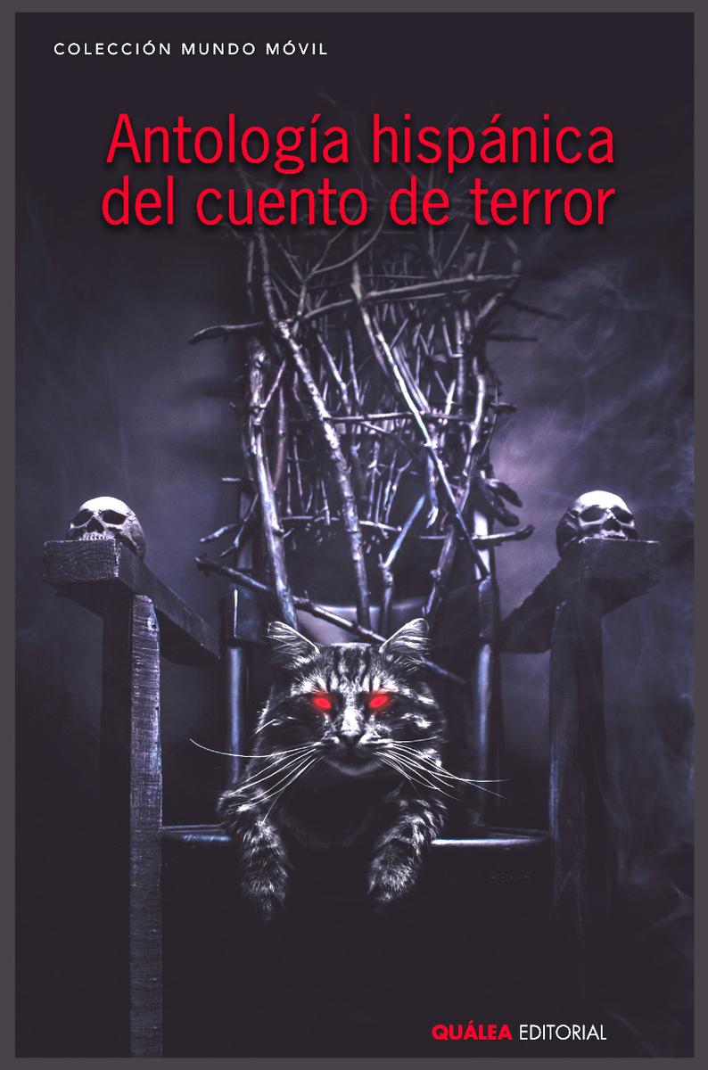 ANTOLOGÍA HISPÁNICA DEL CUENTO DE TERROR: portada