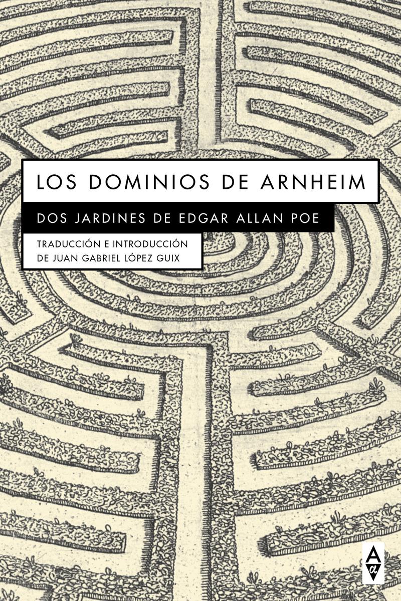 Los dominios de Arnheim: portada