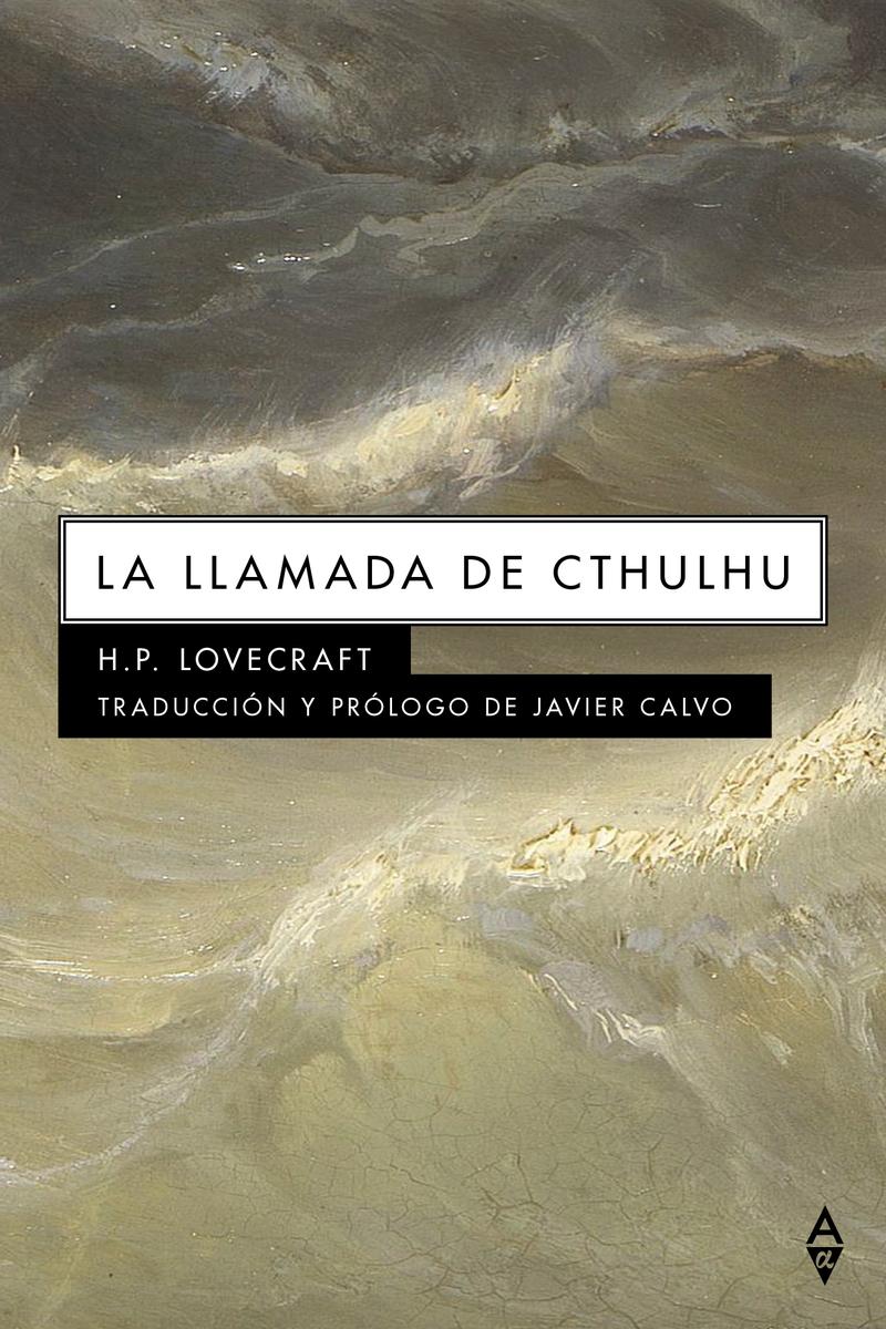 La llamada de Cthulhu: portada