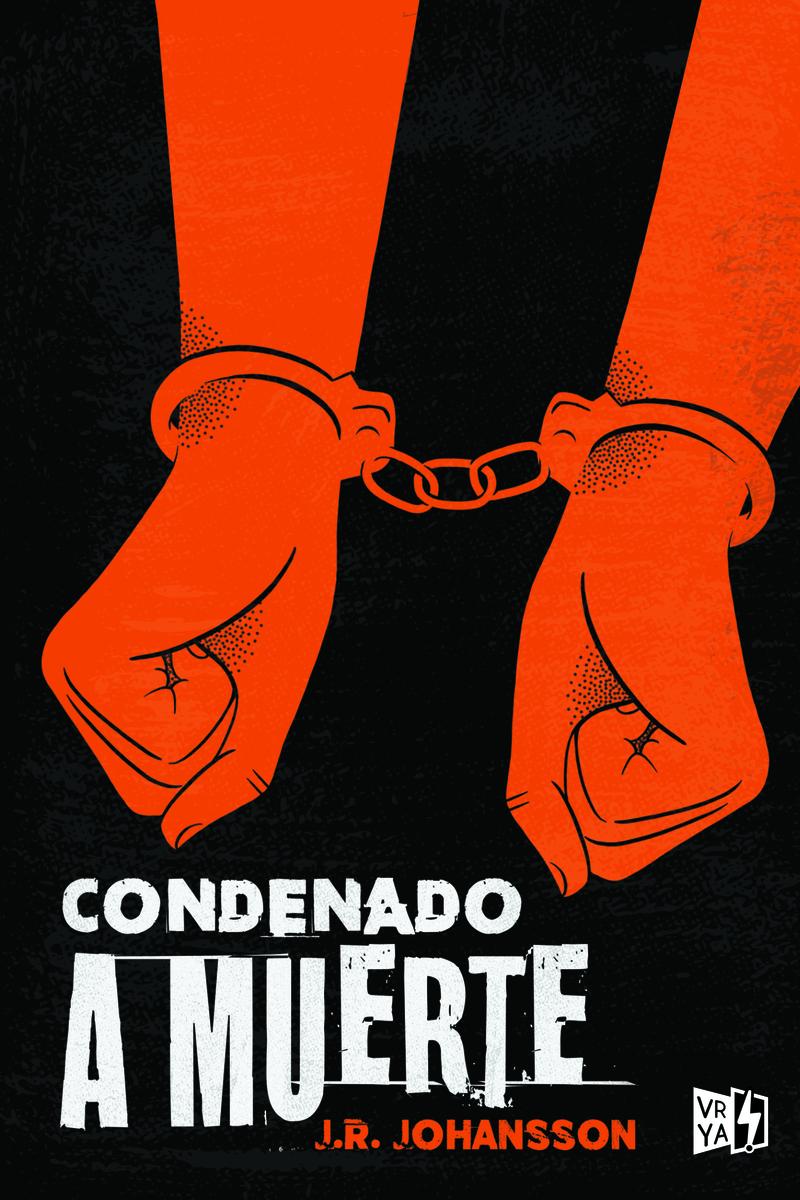 CONDENADO A MUERTE: portada
