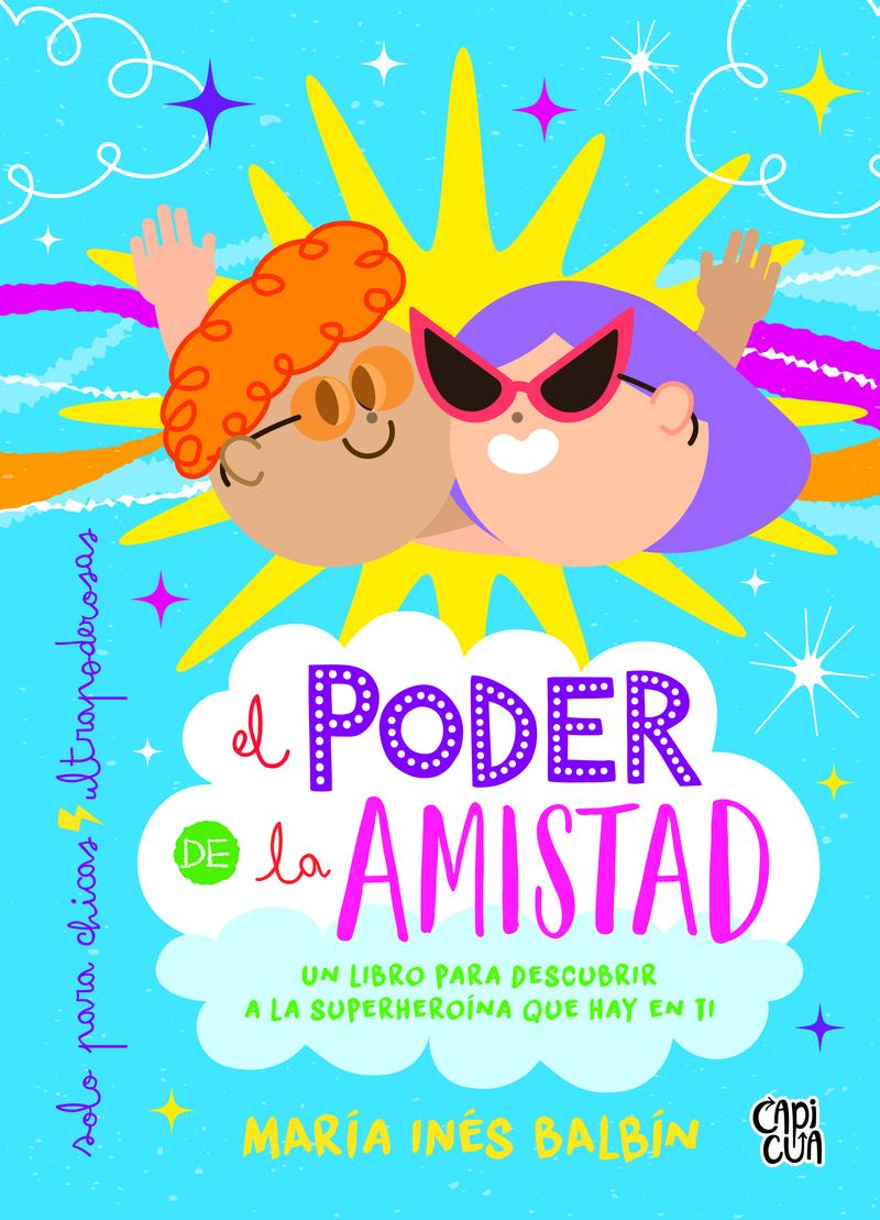 EL PODER DE LA AMISTAD: portada