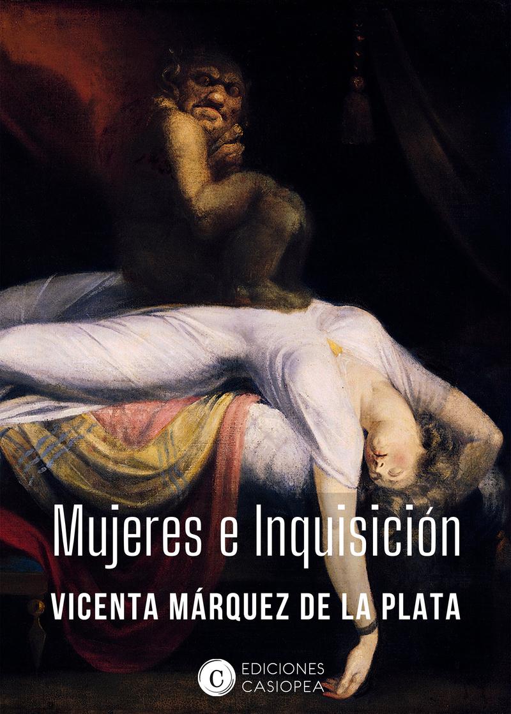 MUJERES E INQUISICIÓN: portada