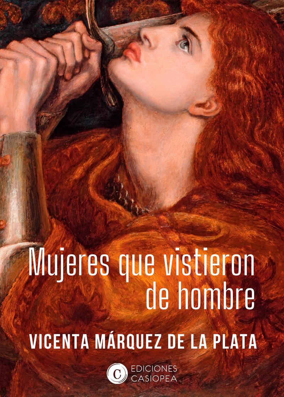 MUJERES QUE VISTIERON DE HOMBRE: portada