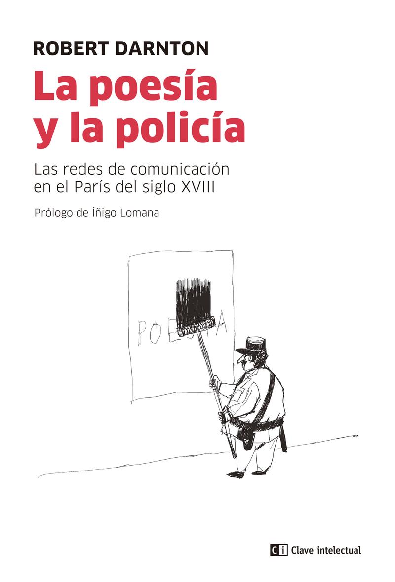 La poesía y la policía: portada