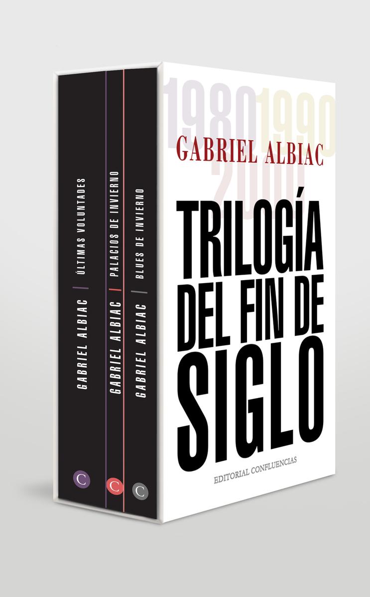 Trilogía del fin de siglo: portada