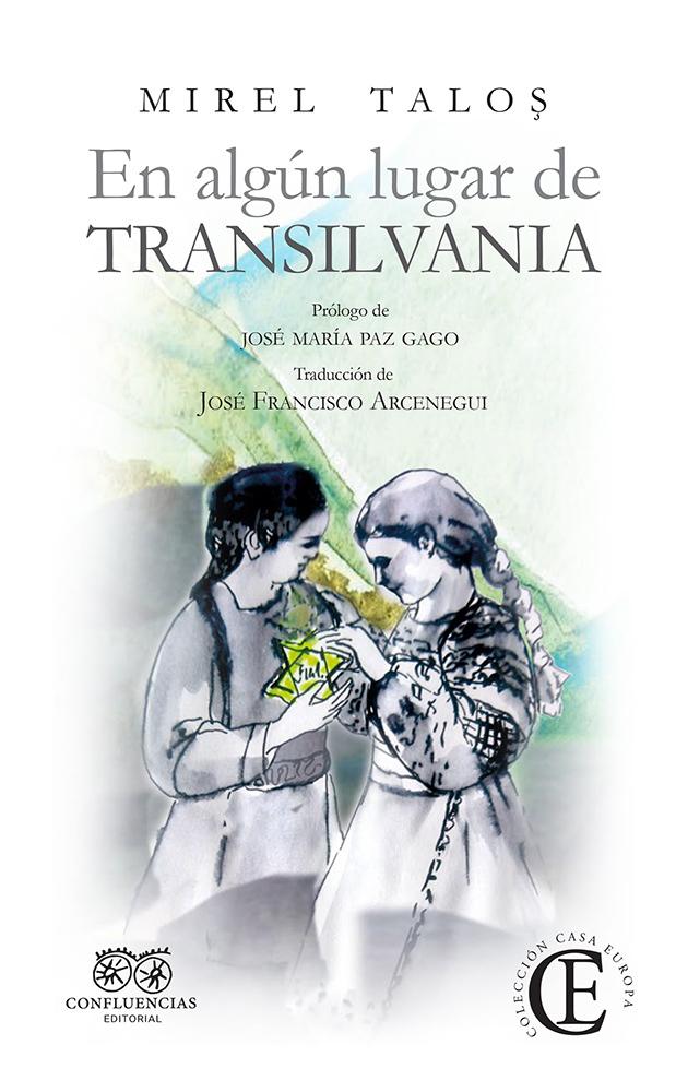 En algún lugar de Transilvania: portada
