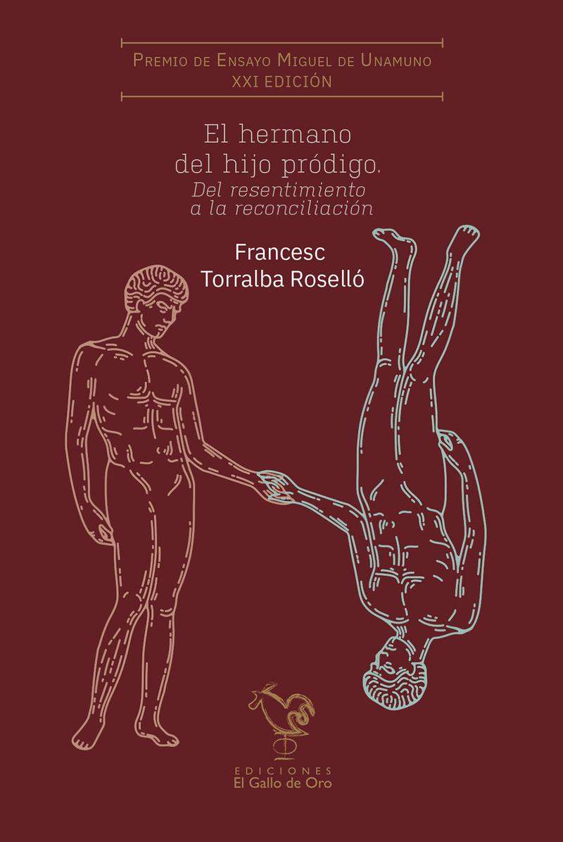 EL HERMANO DEL HIJO PRÓDIGO (XXI Premio Miguel de Unamuno): portada