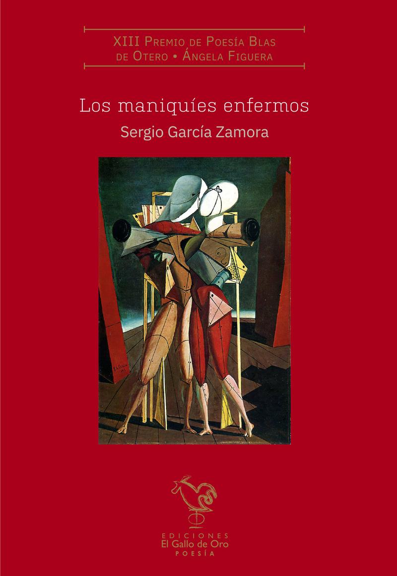 LOS MANIQUÍES ENFERMOS. (XIII PREMIO BLAS DE OTERO): portada
