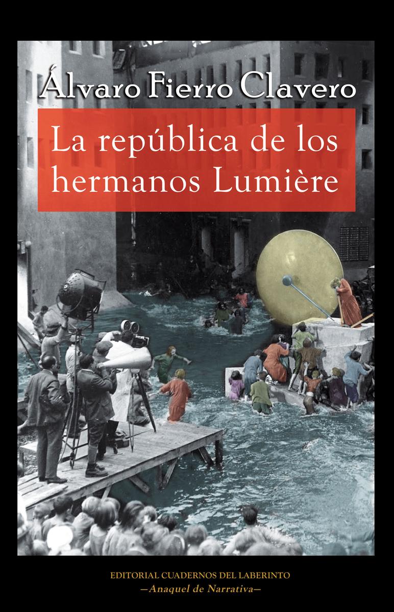 LA REPÚBLICA DE LOS HERMANOS LUMIÈRE: portada