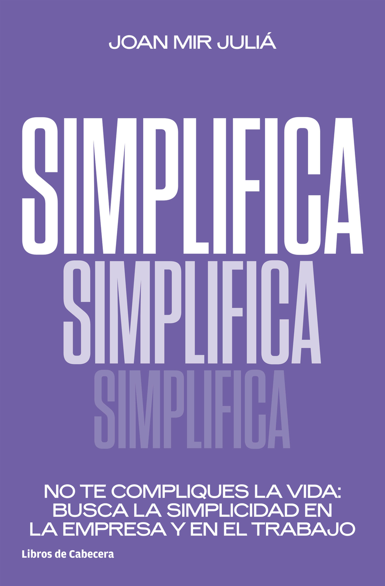SIMPLIFICA: portada
