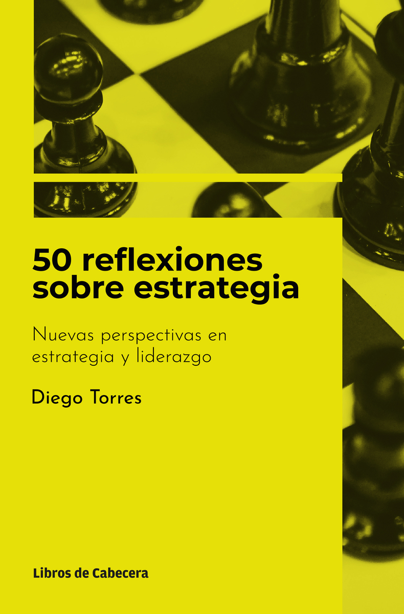 50 reflexiones sobre estrategia: portada