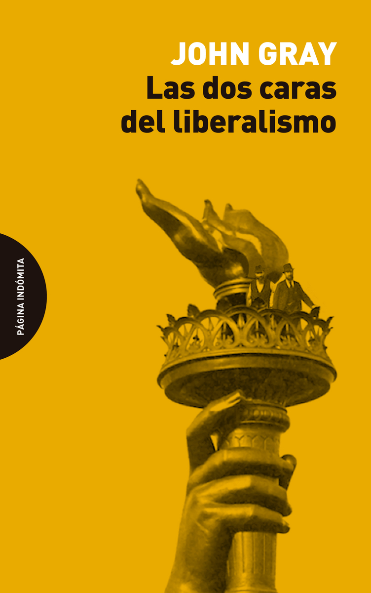 Las dos caras del liberalismo: portada