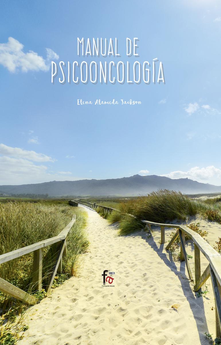 MANUAL DE PSICOONCOLOGÍA: portada