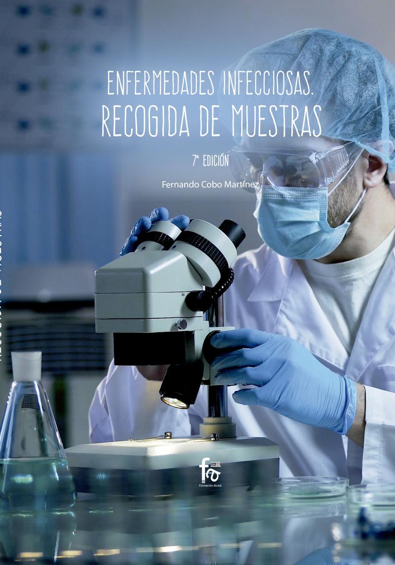 ENFERMEDADES INFECCIOSAS. RECOGIDA DE MUESTRAS: portada