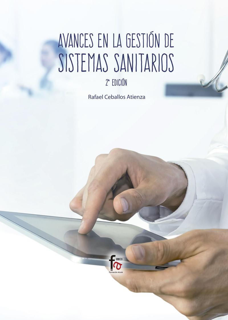 AVANCES EN GESTIÓN DE SISTEMAS SANITARIOS-2º EDICIÓN: portada
