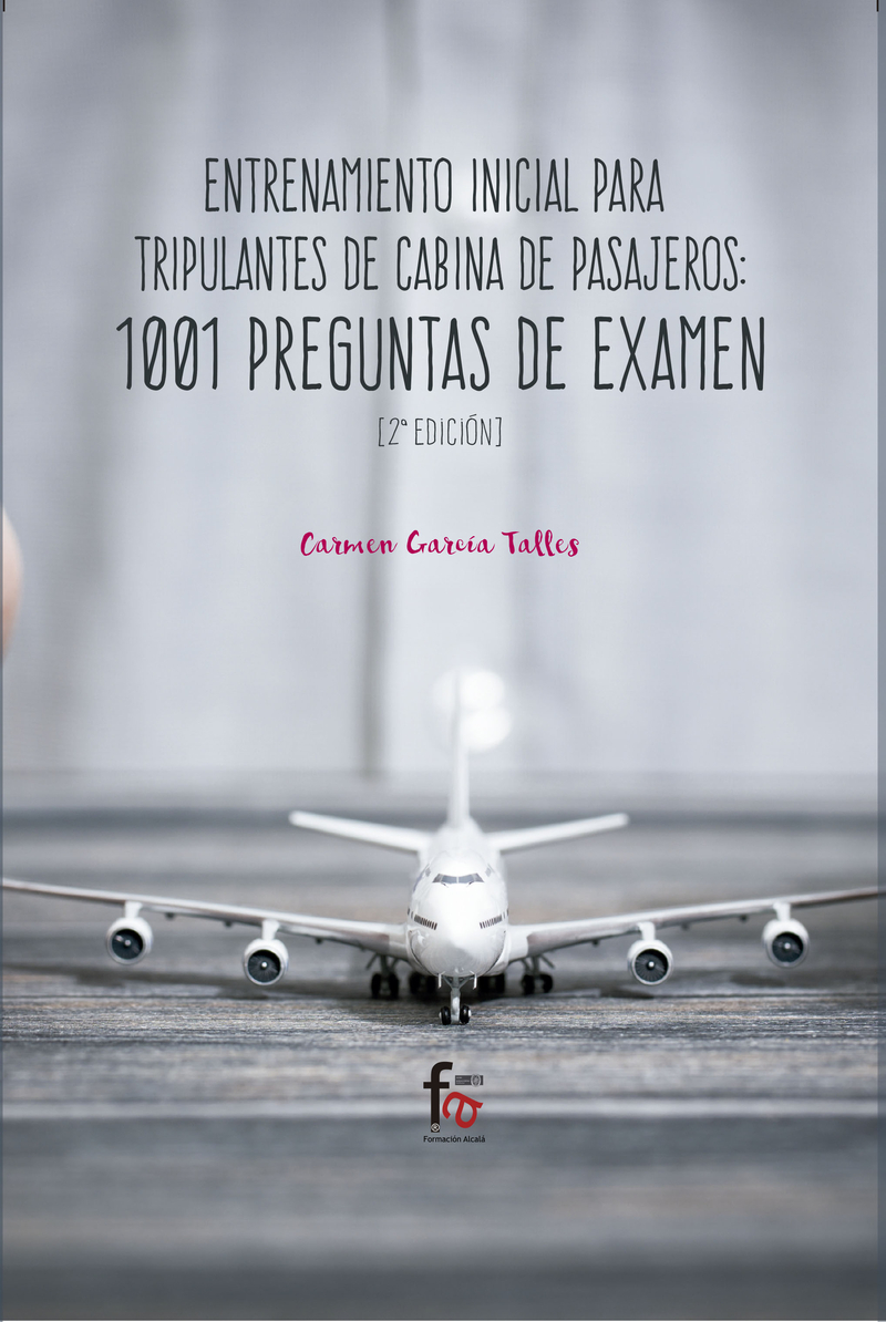 ENTRENAMIENTO INICIAL PARA TRIPULANTES DE CABINA DE PASAJERO: portada