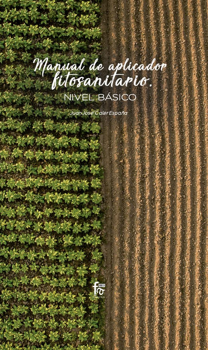 MANUAL DE APLICADOR FITOSANITARIO. NIVEL BÁSICO: portada