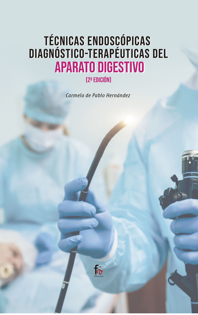 TÉCNICAS ENDOSCÓPICAS DIAGNÓSTICO-TERAPÉUTICAS: portada