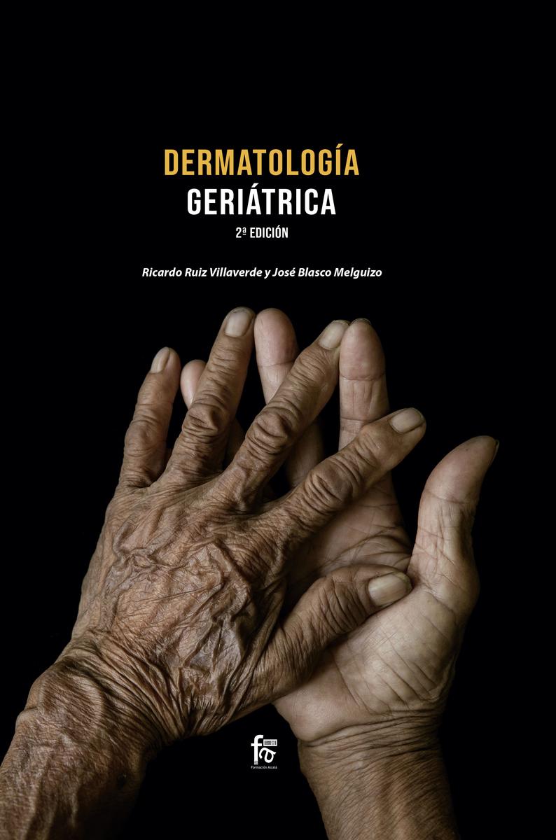 DERMATOLOGÍA GERIÁTRICA- 2 ª EDICIÓN: portada