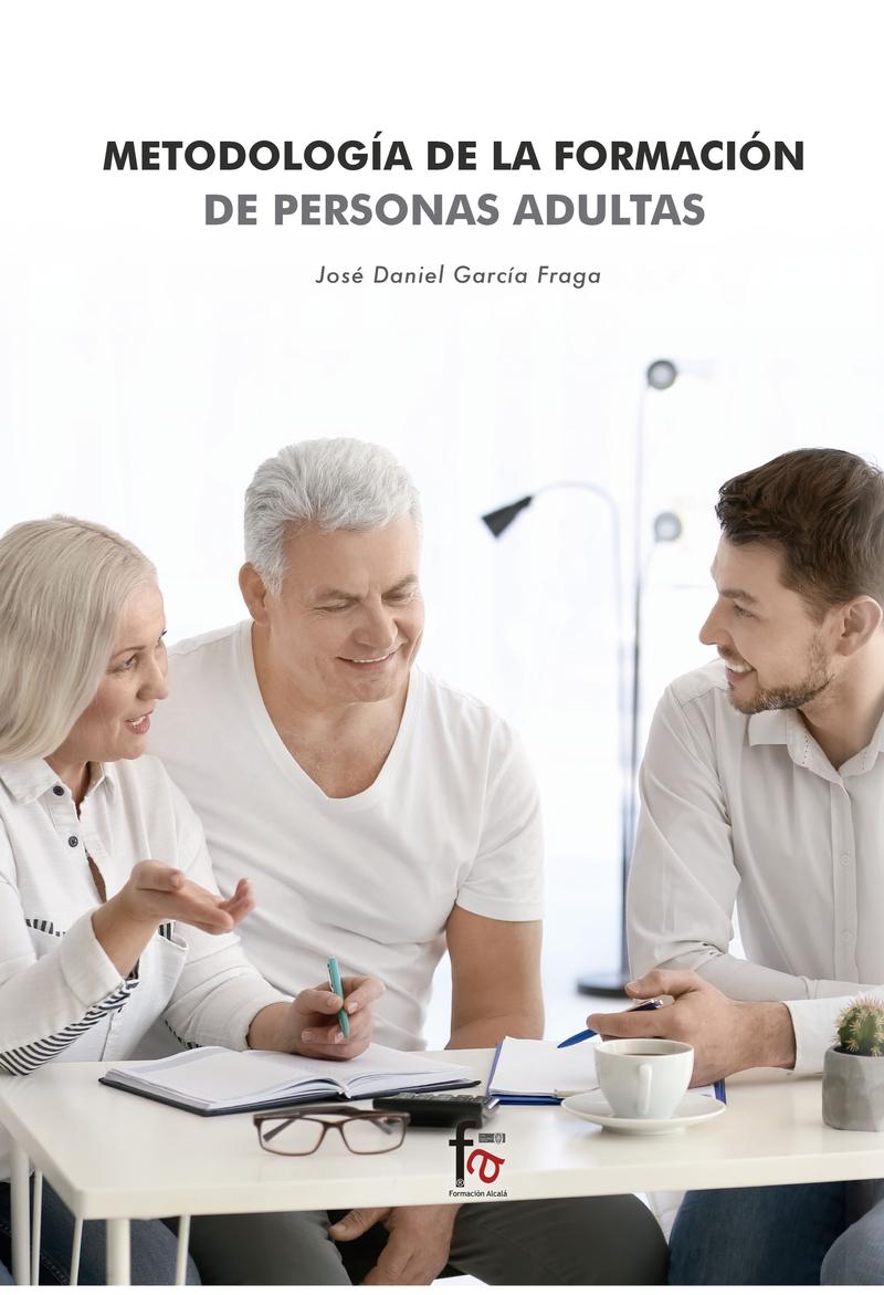 METODOLOGÍA DE LA FORMACIÓN DE PERSONAS ADULTAS: portada