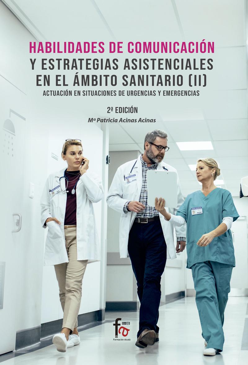 HABILIDADES DE COMUNICACIÓN Y ESTRATEGIAS ASISTENCIALES  EN: portada