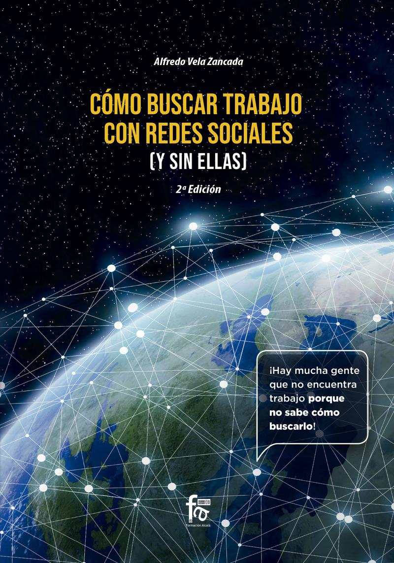 CÓMO BUSCAR TRABAJO CON REDES SOCIALES (Y SIN ELLAS) -2 EDIC: portada