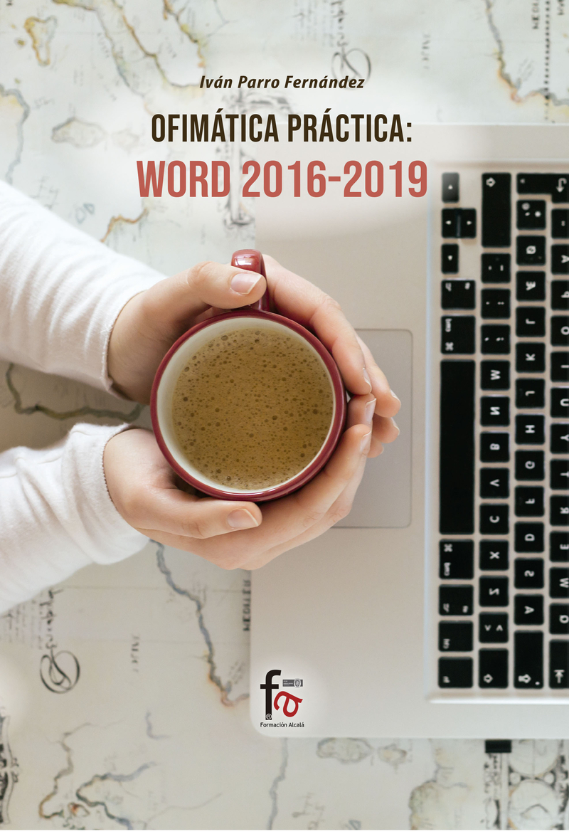 OFIMÁTICA PRÁCTICA: WORD 2016-2019: portada