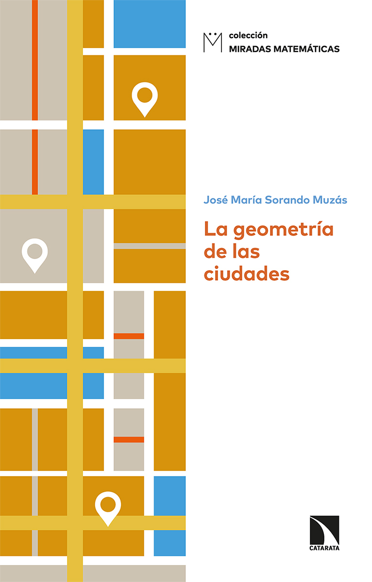 La geometría de las ciudades: portada