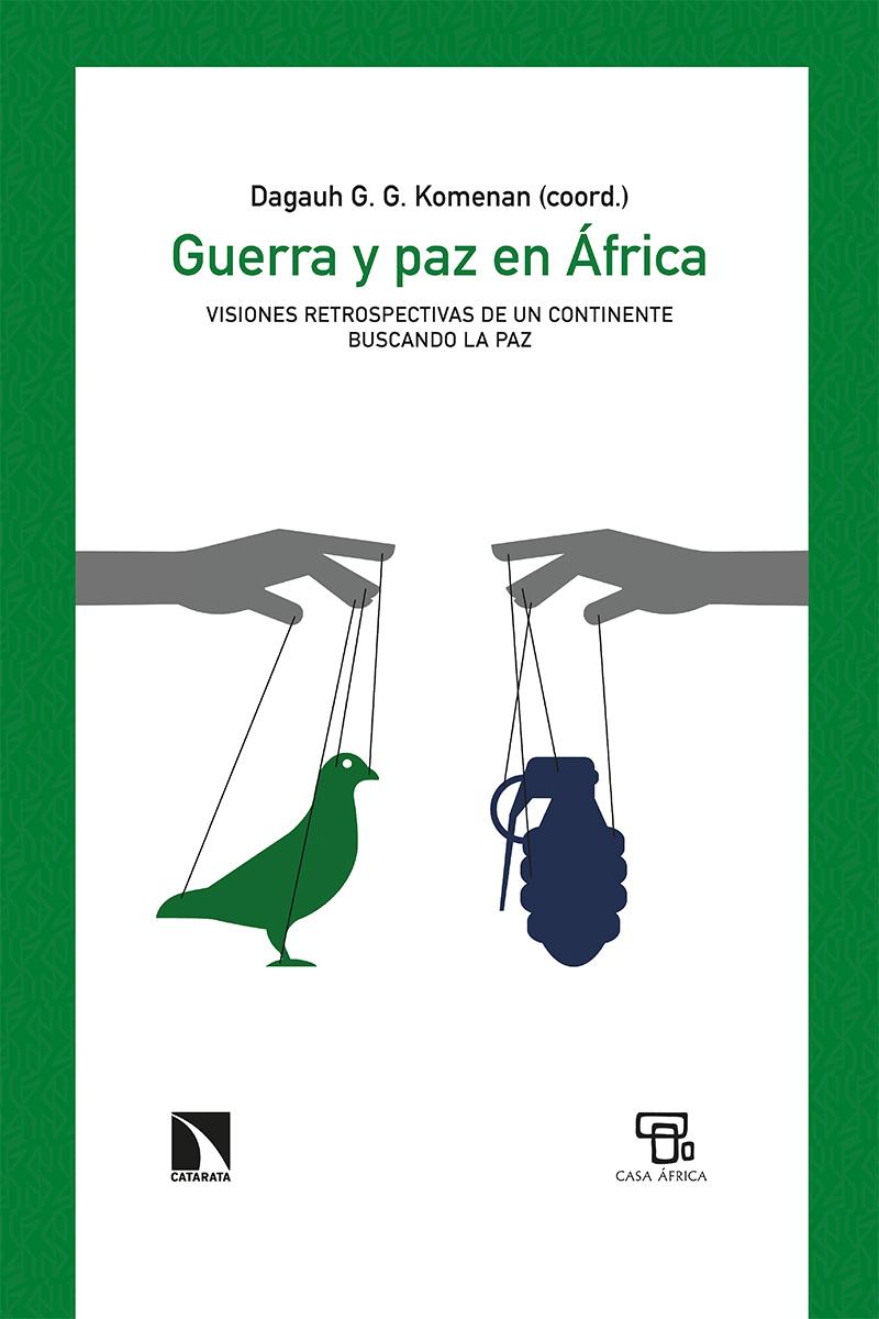 Guerra y paz en África: portada