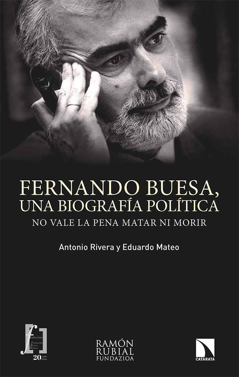 Fernando Buesa, una biografía política: portada