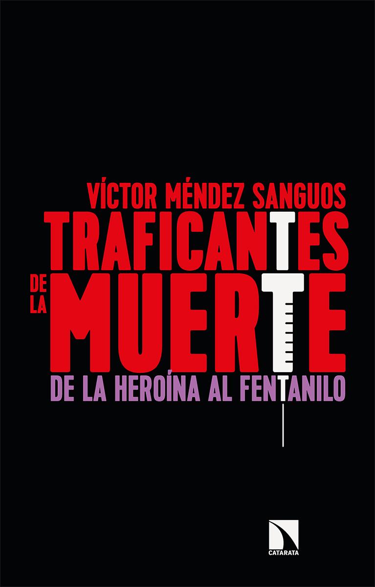 Traficantes de la muerte: portada