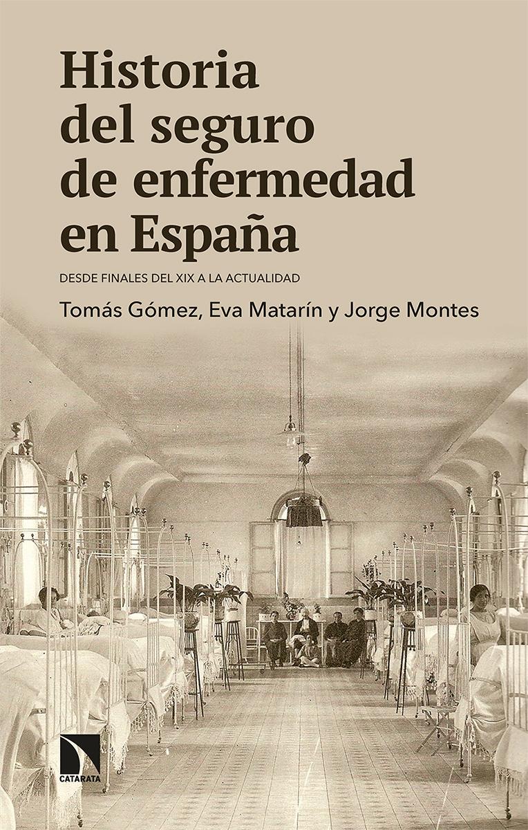 Historia del seguro de enfermedad en España: portada